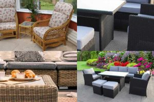 Cane, Rattan, Wicker Conservatory Furniture - Whats the Difference?