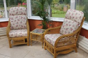Can you Paint Cane Conservatory Furniture?